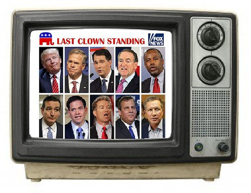 GOP TV Game Show on Fox