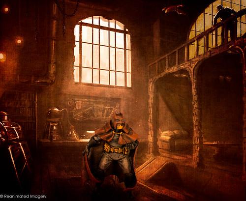 Victorian Batcave
