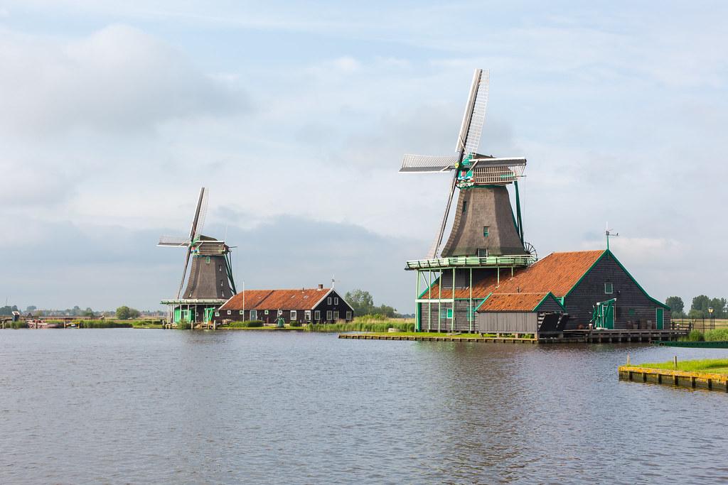 Netherlands. Zaandam