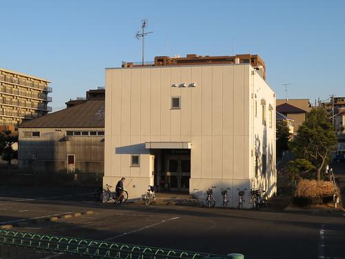 中山競馬場の印内交通分室