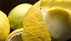lemon peels (explore)