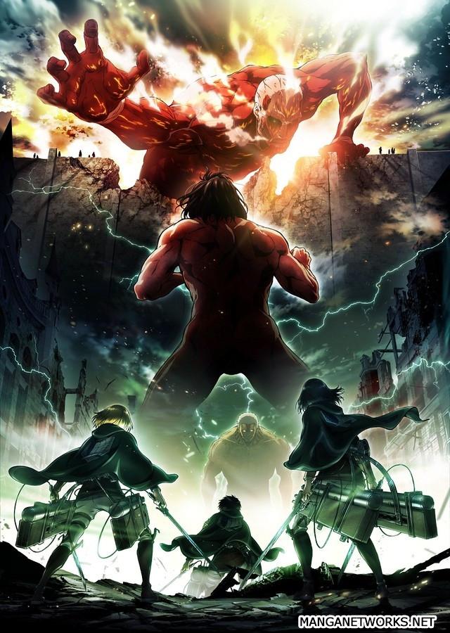 32378708400 52f814c3f4 o Cùng với một visual hoàn toàn mới, Attack On Titan Season 2 chính thức công bố ngày lên sóng