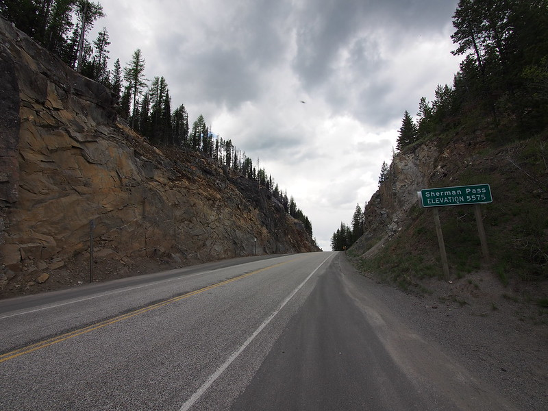 Sherman Pass