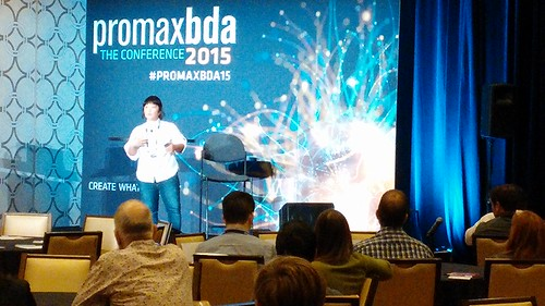 PromaxBDA session: The Editor As Storyteller