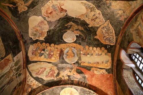 Chora Church murals