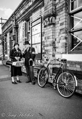 GCR - GREAT CENTRAL RAILWAY WARTIME WEEKEND