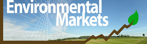 Environmental Markets graphic.
