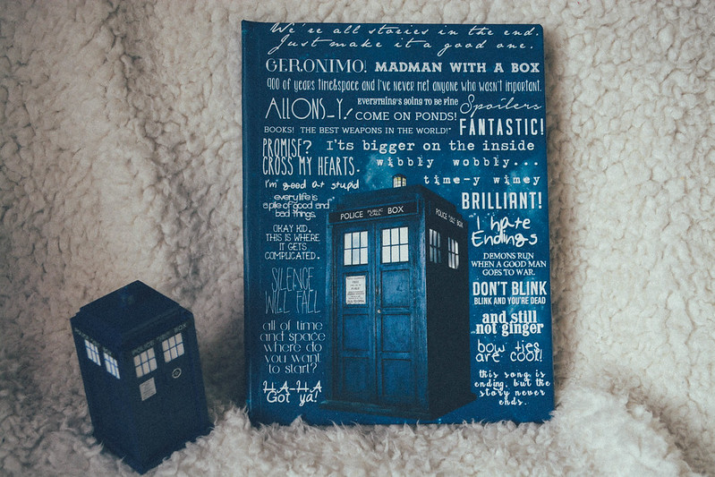 Libretto Doctor Who