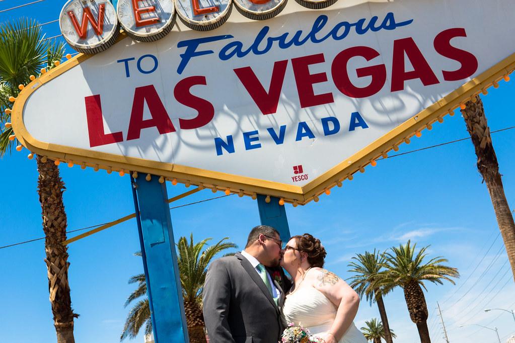 Pattie & Dwight's Las Vegas Wedding