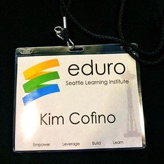 What an awesome day at our first #eduro learning institute! So proud of our team!
