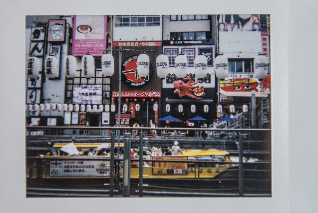 japan instax | dotonburi