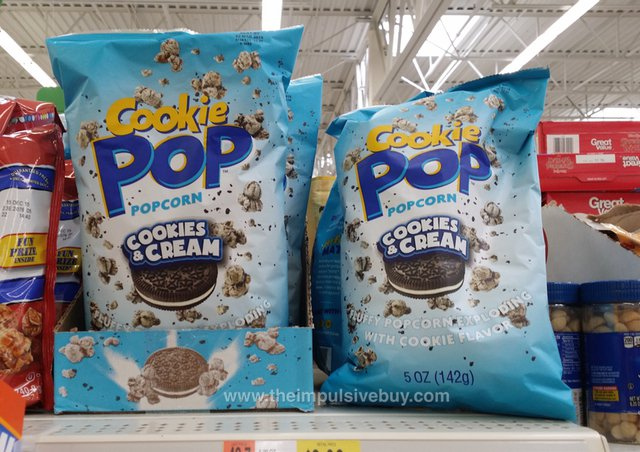 ... google cookies and cream popcorn and pick from one of the many recipes