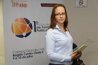 Ciclo de Formação Política - Campo Grande (MS)