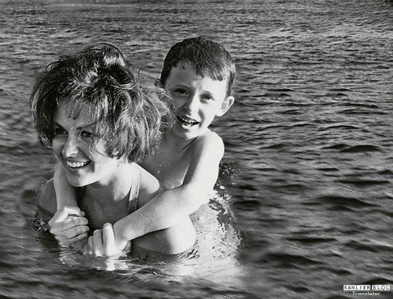 苏联名人家庭照片11