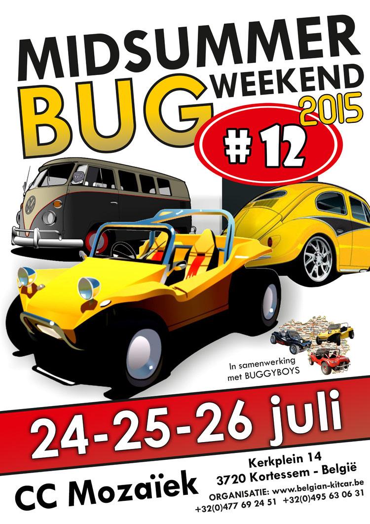 12e Midsummer Bug Weekend