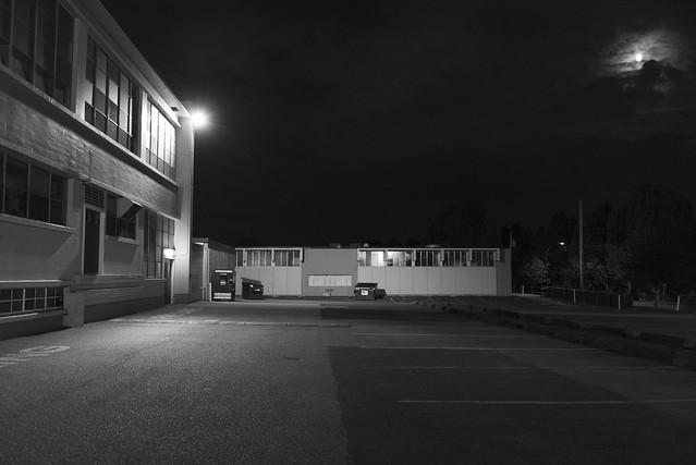 A School Night
