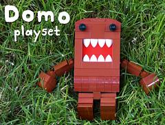 LEGO Ideas - Domo Playset - 3