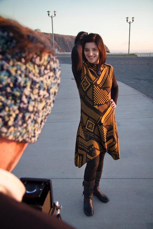 El fotógrafo y la modelo