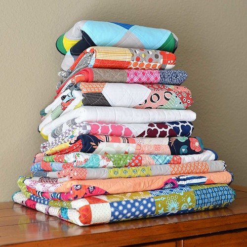 quilt tower