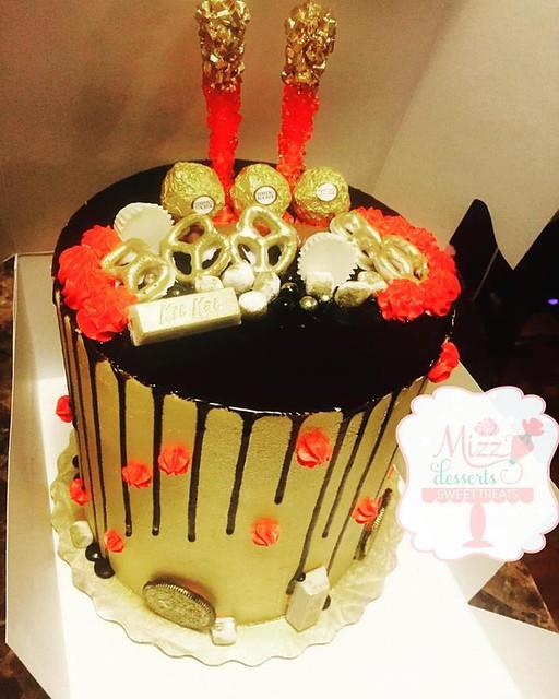Cake by Mizz Desserts