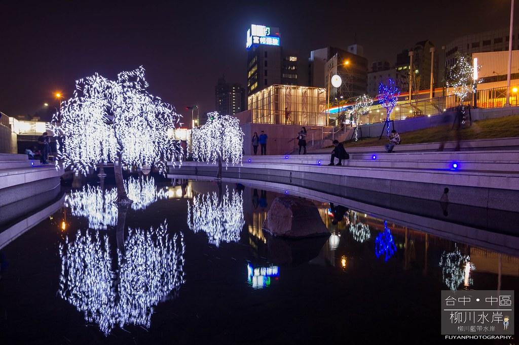 台中柳川水岸36