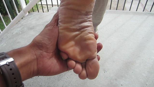 Santo domingo beautiful feet size 9