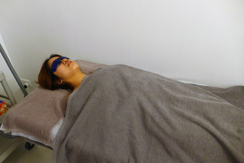Services Review: VanishR Hair Removal (Underarms) @ Only Aesthetics