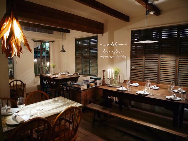 中正紀念堂老房子餐廳香色氣氛好 (7)