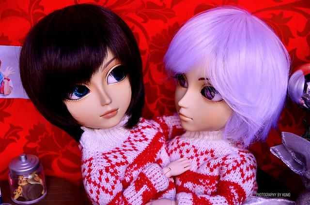 Ugly Sweaters   Taeyangs Alberic & Arion
