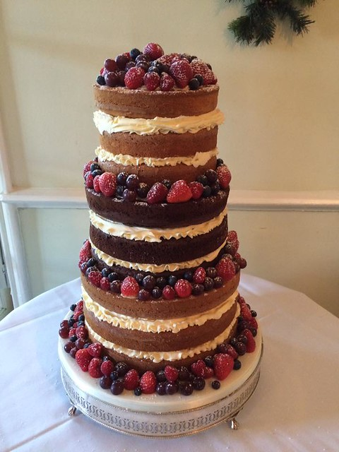 Cake by Dunstable Cake House
