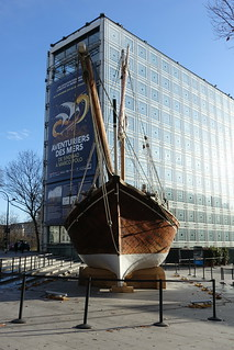 "Oman boat ""Nizwa"" @ Paris"