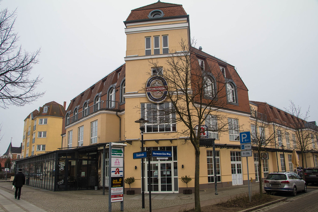Neptun Hotel De Kuhlungsborn