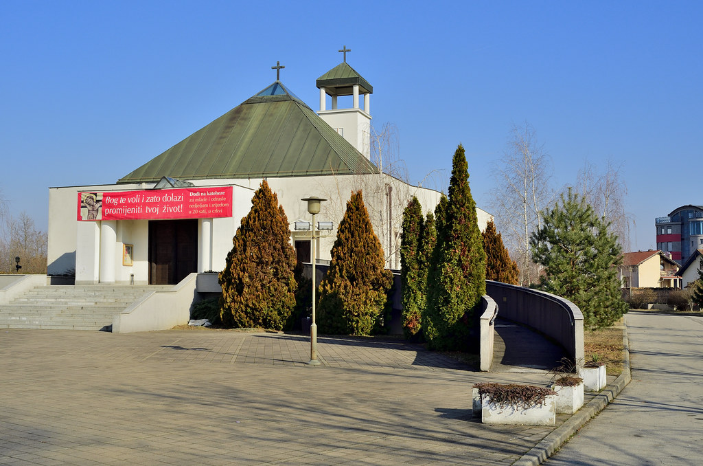 Crkva Rođenja Marijina Zagreb Savica Sanci Zoran M Flickr