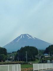 Mt.Fuji 富士山 6/5/2015