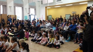 Alamo Elementary School Kindergarten Performance