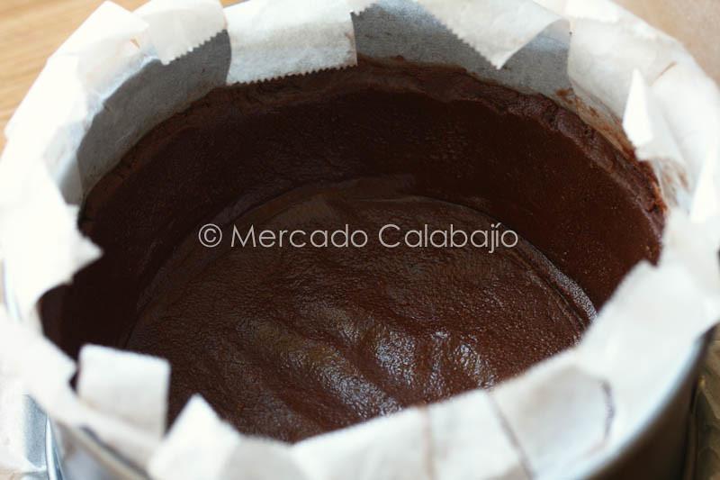 TARTA DE GANACHE DE CHOCOLATE CON CARAMELO SALADO-5