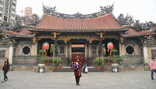 01 Templo de Longshan en Taipei  (2)