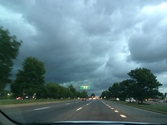 June 23 2015 Storm #DCWX #SoMDWX #MDWX