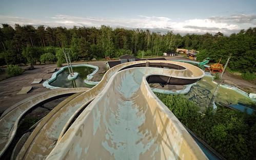 walk the slide