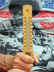 Hitzestau - heat accumulation