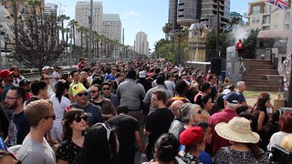 1The Assassins Creed Experience 2015 at San Diego Comic Con