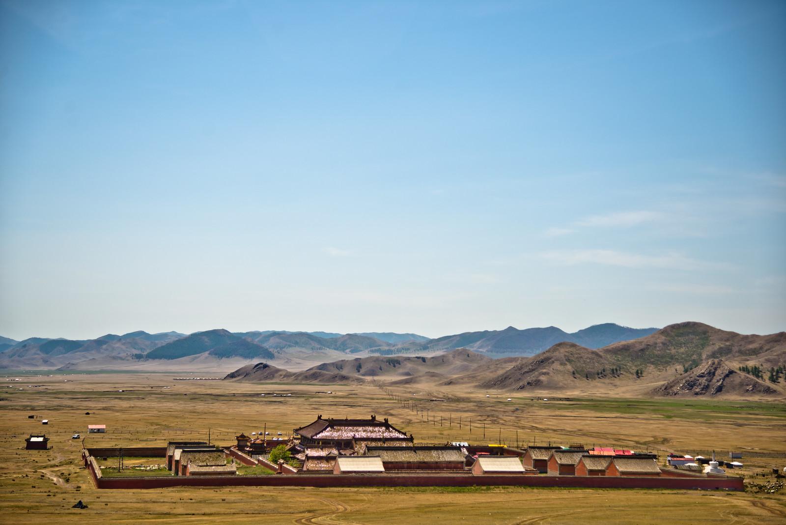 Amarbayasgalant Monastery