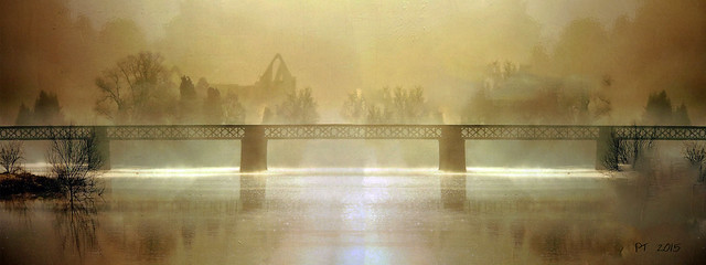 The bridge of no return.