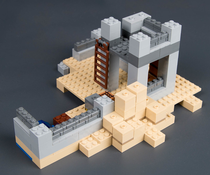 Review - 21121 LEGO Minecraft:Desert Outpost από EUROBRICKS 19546133820_d3c5035438_c