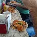 4 double cheeseburgers