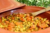 carrot and chickpea tagine by Husbands That Cook