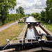 Canal Boats and Locks