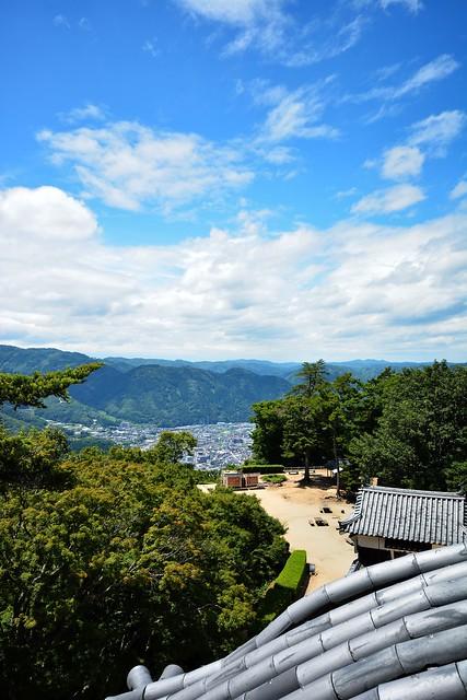Bitchu Matsuyama castle 6