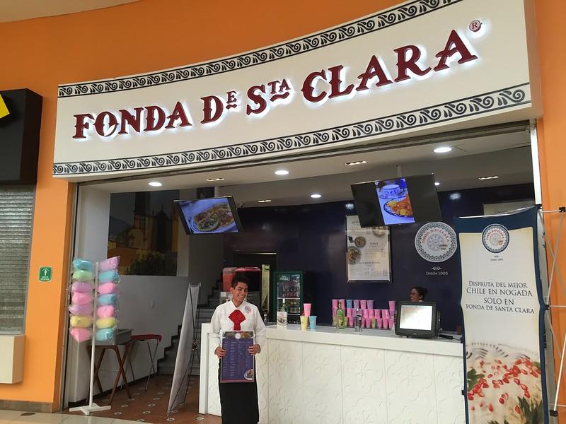 Fonda de Santa Clara Outlet Puebla