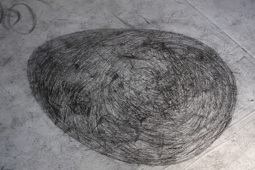 Bodenmalerei